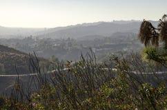 Перспектива южной Калифорнии Стоковое Изображение RF
