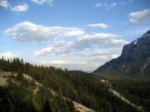 Перспектива Banff Стоковые Фото