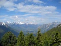 Перспектива Banff Стоковые Фотографии RF