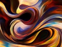 Перспективы внутренней краски Стоковое Фото