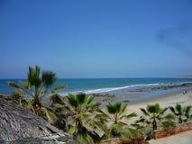 Перуанский пляж стоковое фото rf