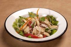 Перуанский салат фасоли масла Стоковое Изображение