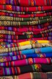Перуанское ремесленничество Стоковая Фотография RF