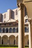 Перудж - готская церковь, монастырь Стоковая Фотография RF