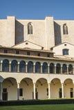 Перудж - готская церковь, монастырь Стоковые Фото