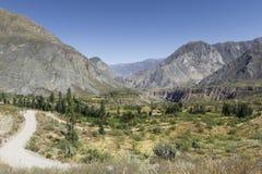 Перу, каньон Cotahuasi Каньон wolds самый глубокий Стоковые Фото