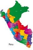 Перу иллюстрация штока