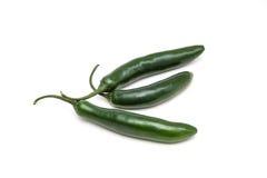 3 перца chili Стоковая Фотография