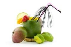 перцы мангоа известки коктеила Стоковые Изображения RF