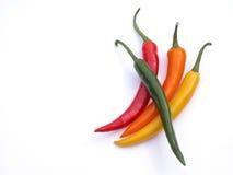 перцы chili Стоковое фото RF