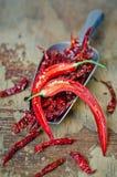 перцы chili Стоковые Изображения RF