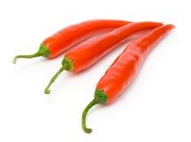 перцы chili 3 Стоковые Фото