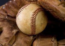 перчатка бейсбола Стоковые Фото