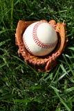 перчатка бейсбола Стоковое Изображение RF