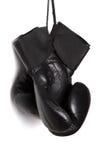 перчатка бокса старая Стоковая Фотография
