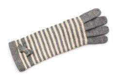 Перчатка зимы Стоковое фото RF