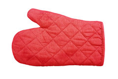 Перчатка кухни защитная Стоковые Фото