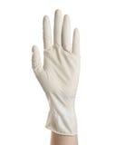 перчатка медицинская Стоковые Фото