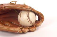 перчатка шарика Стоковая Фотография