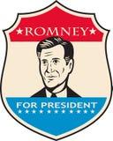 Перчатка Romney для американского президента Экрана бесплатная иллюстрация