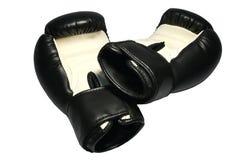 Перчатки бокса 2 Стоковые Изображения