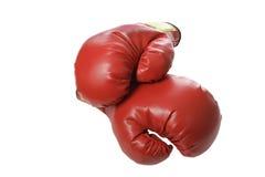 Перчатки бокса Стоковые Фотографии RF