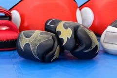 Перчатки бокса Стоковые Изображения RF