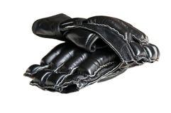 2 перчатки бокса Muttahida Majlis-E-Amal Стоковые Изображения RF