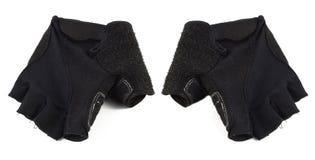 перчатки велосипеда Стоковое фото RF