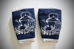 Перчатки печи Стоковое Изображение