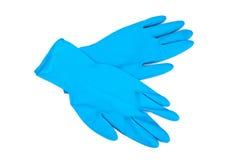 перчатки резиновые стоковые изображения rf