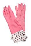 перчатки резиновые Стоковое Изображение RF