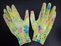 Перчатки сада Стоковые Изображения