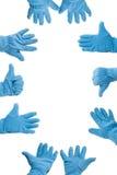 перчатки Стоковые Изображения