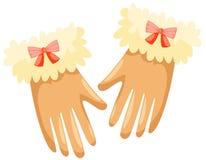 перчатки Стоковое фото RF