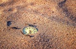 Пески времени Стоковая Фотография
