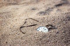 Пески времени Стоковое Изображение