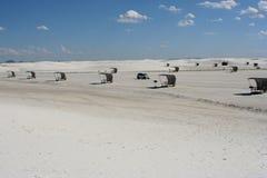 пески пикника Стоковые Изображения RF