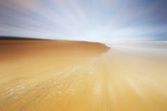 пески holkham Стоковые Изображения