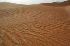 Пески Liwa Стоковая Фотография