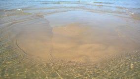 Песок банка Paestum Стоковое Фото