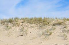 песок высокого ряда дюны динамически Стоковая Фотография RF