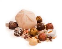 песок доллара шоколадов Стоковые Фотографии RF