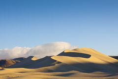 песок дюны пустыни Стоковое фото RF