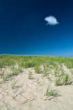 песок дюны совершенный Стоковая Фотография
