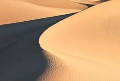 песок дюн Стоковые Фотографии RF