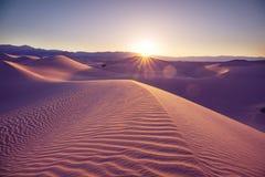 песок дюн california стоковое изображение rf