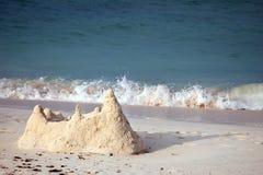 песок замока Стоковая Фотография RF