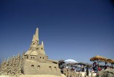 песок замока Стоковые Изображения