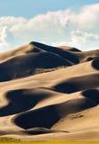 песок заповедника национального парка дюн большой Стоковое фото RF